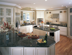 New Kitchen Cabinets - Design & Remodeling Showrooms located in Livonia, Wyandotte, Trenton - KDI Kitchens  - home
